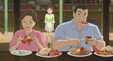 「千と千尋の神隠し」の父が食べたブヨブヨした食べ物が判明、食べた日本人がいた